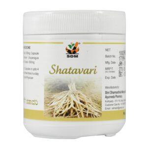 Sdm Shatavari Caps 1