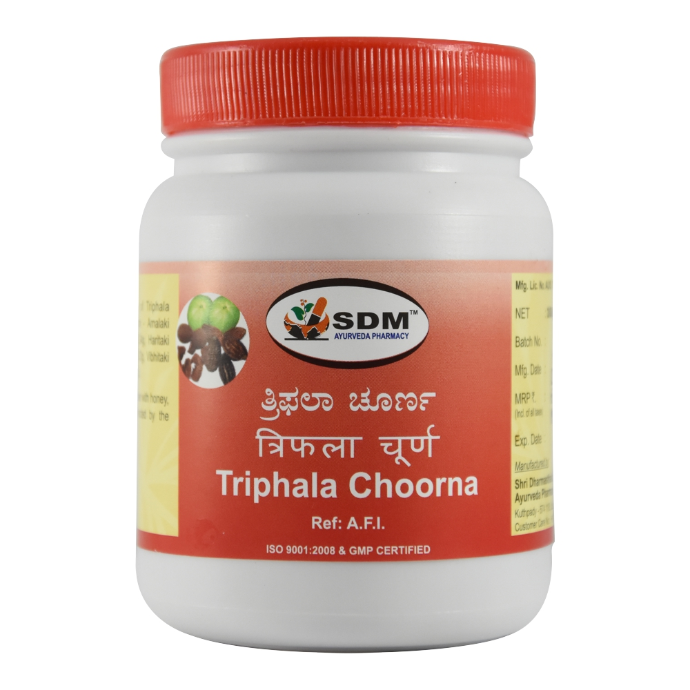 Трифала Чурна (triphala Choorna, Sdm)