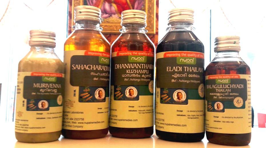 Аюрведические масла и их применение в лечении ॐ Бутик ROSA