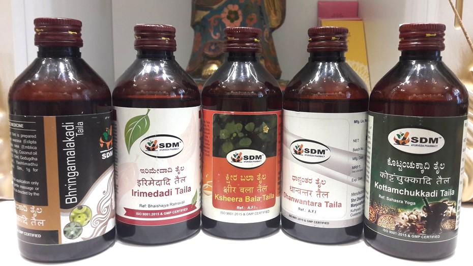 Аюрведические масла и их применение в лечении