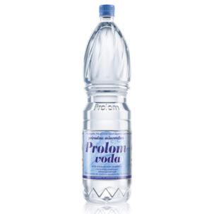 Природная негазированная столовая вода Prolom | ROSA