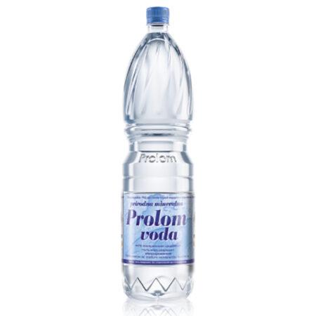 Природная негазированная столовая вода Prolom