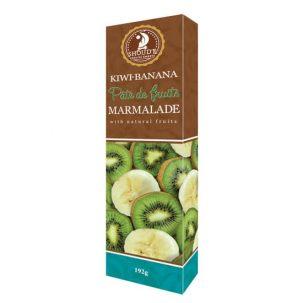 Мармелад Patte de Fruits Киви-банан Сладкий Мир | ROSA