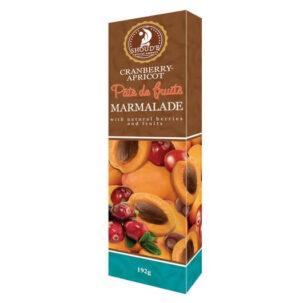 Мармелад Patte De Fruits Клюква-абрикос Сладкий Мир