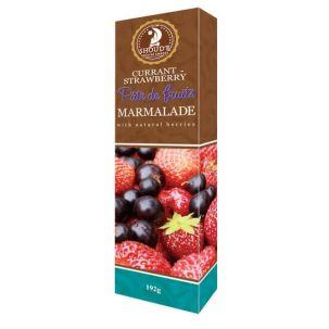 Мармелад Patte De Fruits Смородина-клубника Сладкий Мир
