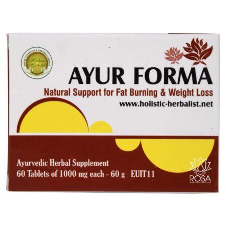 Holistic Herbalist Ayur Forma 1