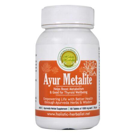 Holistic Herbalist Ayur Metalite 1