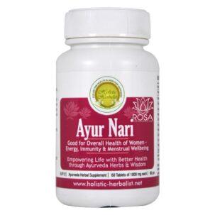 Аюр Нари (ayur Nari, Holistic Herbalist)