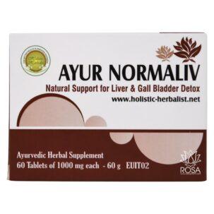 Аюр Нормалив (ayur Normaliv, Holistic Herbalist)