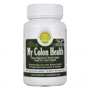 Holistic Herbalist My Colon Health 1