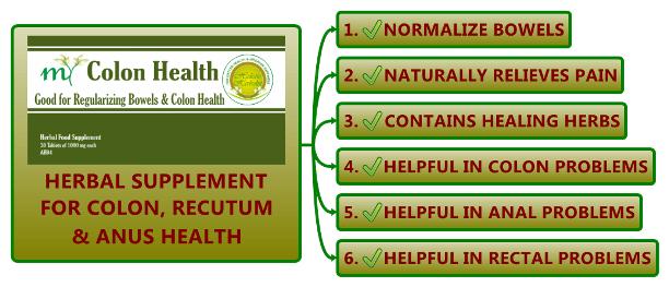 Май Колон Хелс (My Colon Health, Holistic Herbalist) ॐ Бутик ROSA