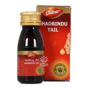 Масляные капли Шадбинду Тайла (shadbindu Tail, Dabur)