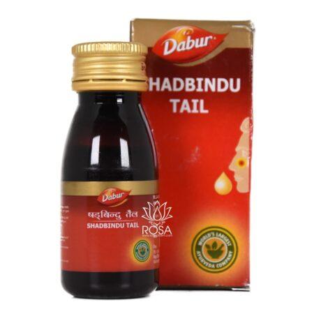 Масляные капли Шадбинду Тайла (Shadbindu Tail, Dabur) ॐ Бутик ROSA