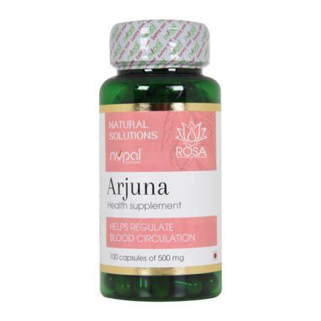 Nupal Remedies Arjuna Capsules 1