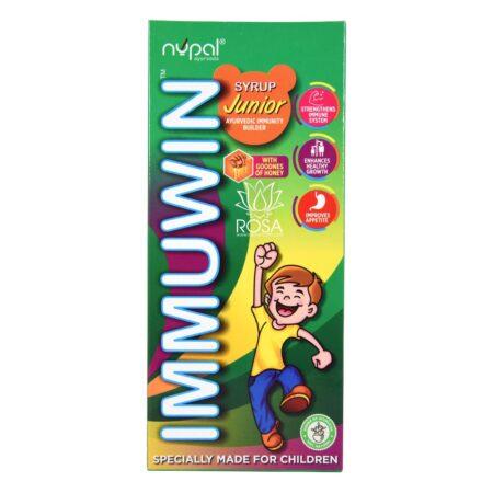 Иммувин Сироп Джуниор (immuwin Syrup Junior, Nupal)