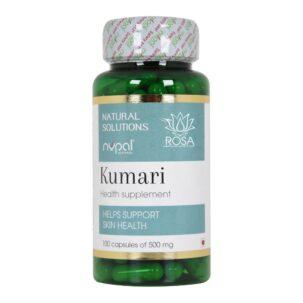 Nupal Remedies Kumari Capsules 1
