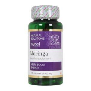 Nupal Remedies Moringa Capsules 1