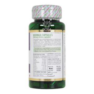 Моринга (moringa Capsules, Nupal Remedies)