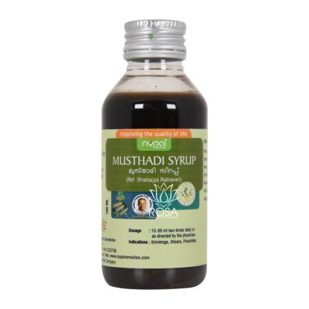 Nupal Remedies Musthadi Syrup 1