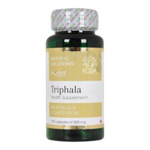 Nupal Remedies Triphala Capsules 1