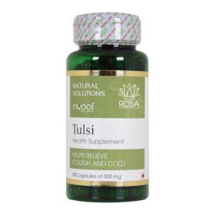 Nupal Remedies Tulsi Capsules 1
