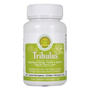 Трибулус (Tribulus, Holistic Herbalist) ॐ ROSA PHARM
