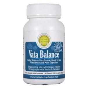 Вата Баланс (vata Balance, Holistic Herbalist)