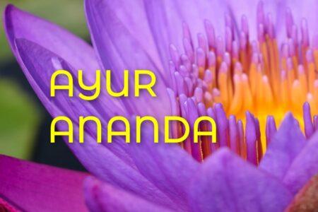 Аюр Ананда: От стресса и депрессии - к абсолютному блаженству | ROSA