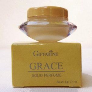 Твердые духи с феромонами Giffarine Grace