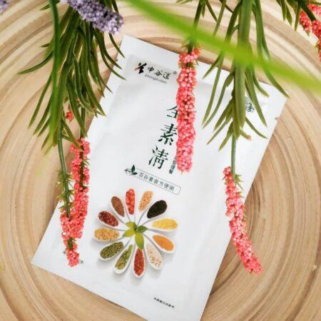 Цюаньсуцин – витаминно-минеральный комплекс Quan Su Qing