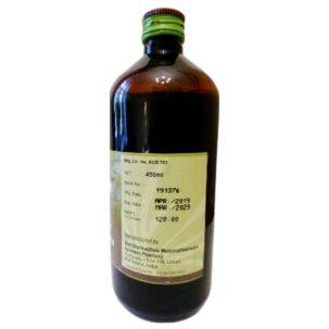 Кхадира Ришта (Khadirarishta, SDM Ayurveda Pharmacy) купить в бутике аюрведы ROSA