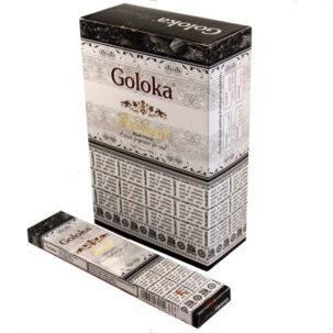 Благовония древесно-мускусный аромат (Ancient Goloka) купить в Бутике аюрведы