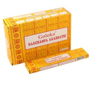 Благовония Наг Чампа (Nag Champa Insence, Goloka) купить в Бутике аюрведы