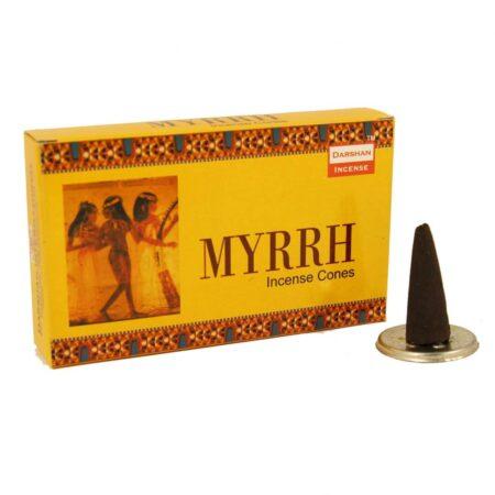 Darshan Myrrh купить в Бутике аюрведы премиум качества ROSA по лучшей цене