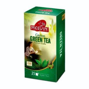 Mervin Green Tea купить в Бутике аюрведы премиум качества ROSA по лучшей цене