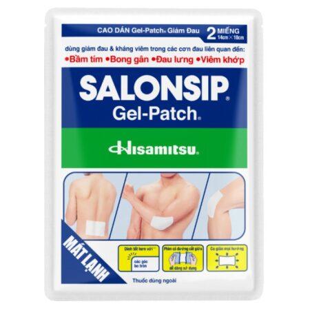 Обезболивающий пластырь Салонсип Salonsip купить в Бутике аюрведы премиум качества