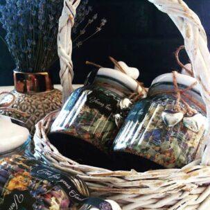 Чай Венера Venus tea Sattvadil (банка) купить в Бутике аюрведы премиум качества ROSA