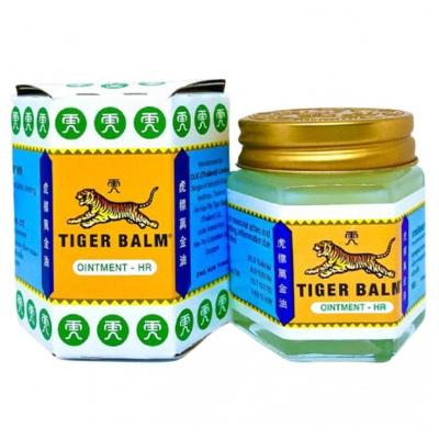 Предварительный просмотр SEO названия: : Белый тайский бальзам Tiger Balm White Ointment купить в Бутике аюрведы премиум