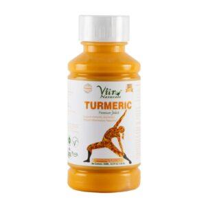 Сок куркумы Витро Натурал (Turmeric Juice, Vitro Naturals) купить в Бутике аюрведы