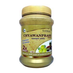 Чаванпраш авелеха Вритикас (Chyawanprash aveleha Vritikas) купить в Бутике аюрведы