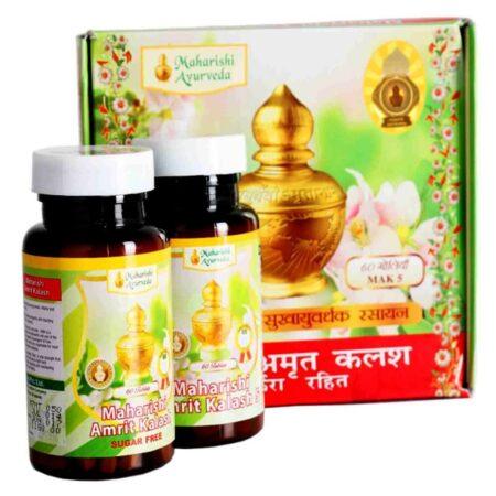Амрит Калаш без сахара (Amrit Kalash sugar free Maharishi Ayurveda) купить в Бутике аюрведы