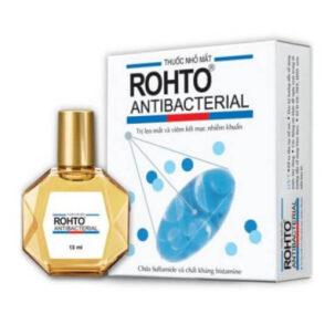 Предварительный просмотр SEO названия: : Антибактериальные увлажняющие глазные капли V.Rohto купить в Бутике аюрведы