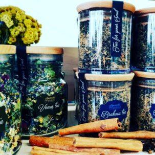 Брахма чай Саттвадил (Brahma tea Sattvadil) купить в Бутике аюрведы премиум качества