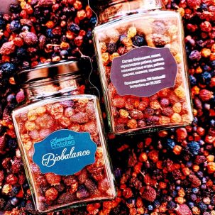 Биобаланс чай Саттвадил (Biobalance tea Sattvadil) купить в Бутике аюрведы