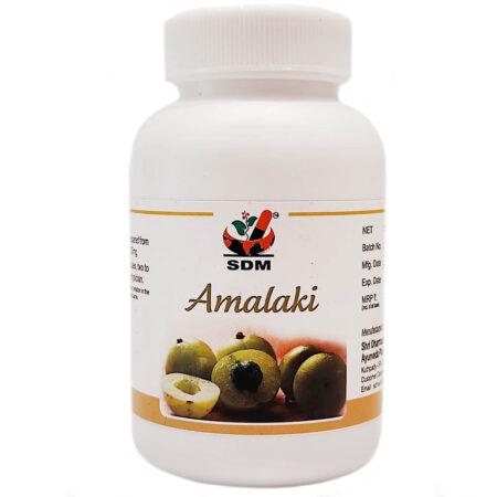 Амалаки капсулы (Amalaki Capsules, SDM) купить в Бутике аюрведы премиум качества