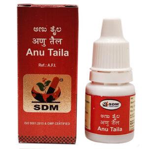 Ану Тайла (Anu Taila, SDM Ayurveda Pharmacy) купить в Бутике аюрведы премиум качества