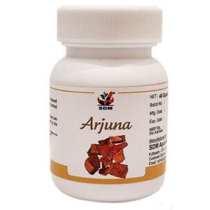 Арджуна капсулы (Arjuna Capsules, SDM) купить в Бутике аюрведы премиум качества ROSA