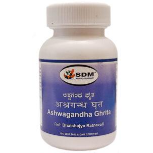 Ашвагандха Грита (Ashwagandha Ghrita, SDM) купить в Бутике аюрведы премиум качества