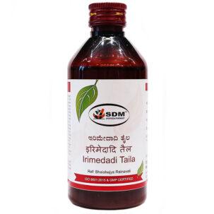 Аримедади тайла (Irimedadi Taila, SDM) купить в Бутике аюрведы премиум качества ROSA