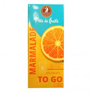 Предварительный просмотр SEO названия: : Мармелад Апельсин To Go Pate de Fruits купить в Бутике аюрведы премиум качества ROSA